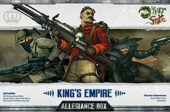 The Other Side: King's Empire - Allegiance Box (Charles Edmonton)