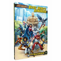 Mutants & Masterminds Third Edition RPG: Basic Hero's Handbook
