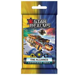 Star Realms: The Alliance Command Deck