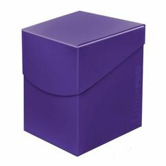 Eclipse PRO 100+ Royal Purple Deck Box