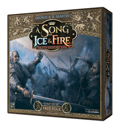 A Song of Ice & Fire Miniatures Game: Starter Set - Free Folk