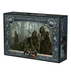 A Song of Ice & Fire Miniatures Game: Crannogman Trackers