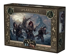 A Song of Ice & Fire Miniatures Game: Spearwives Unit Box