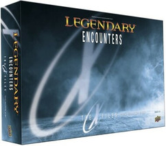 Legendary DBG: Encounters - The X-Files