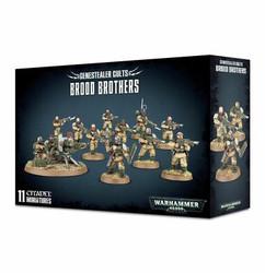 Warhammer 40K: Genestealer Cults - Brood Brothers