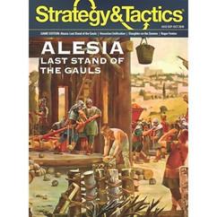 Strategy & Tactics: #312 Sep-Oct 2018 - Alesia