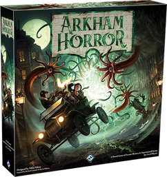 Arkham Horror: 3rd Edition - Core Game