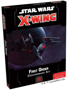 Star Wars X-Wing 2nd Edition: First Order Conversion Kit