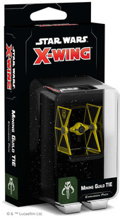 Star Wars X-Wing 2nd Edition: Mining Guild TIE Expansion Pack