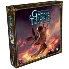 A Game of Thrones Board Game 2nd Edition: Mother of Dragons Expansion
