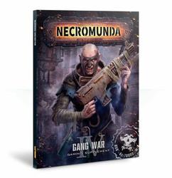 Necromunda: Gang War IV - Gaming Supplement