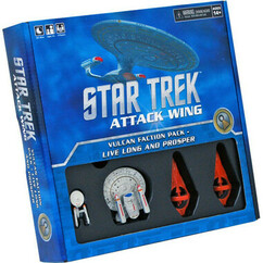 Star Trek Attack Wing: Vulcan Faction Pack - Live Long and Prosper