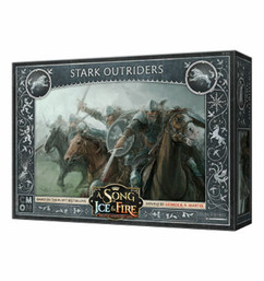 A Song of Ice & Fire Miniatures Game: Stark Outriders Unit Box