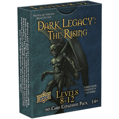 Dark Legacy: The Rising - Levels 8-12 Expansion 2