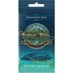 Nemo's War (2nd Edition): Nautilus Upgrades Expansion Pack #1