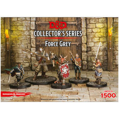 Dungeons & Dragons Miniatures: Collector's Series - Force Grey