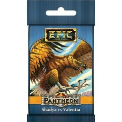 Epic Card Game: Pantheon - Shadya vs. Valentia