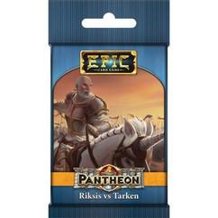 Epic Card Game: Pantheon - Riksis vs. Tarken