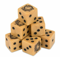 Middle-Earth: Strategy Battle Game - The Lord of the Rings - The One Ring Dice Set