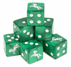 Middle-Earth: Strategy Battle Game - The Lord of the Rings - Rohan Dice Set
