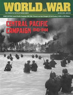 Strategy & Tactics #63 Game Edition: World at War - Central Pacific Campaign 1943-1944