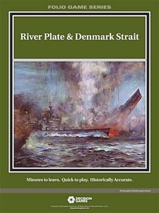 Folio Game Series: River Plate & Denmark Straits
