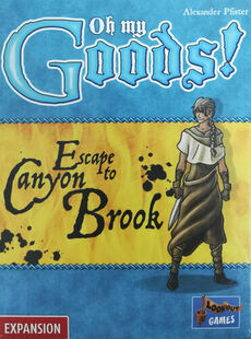 Oh My Goods: Escape to Canyon Brook Expansion