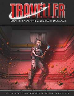 Traveller RPG: Great Rift Adventure 2 - Deepnight Endeavour