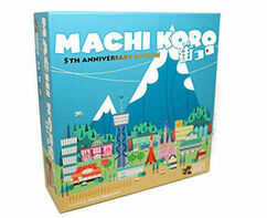 Machi Koro: 5th Anniversary Edition (On Sale)