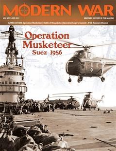 Modern War #32: Game Edition - Operation Musketeer Suez 1956