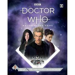 Doctor Who RPG: The Twelfth Doctor Sourcebook