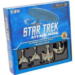 Star Trek Attack Wing: Klingon Faction Pack - Blood Oath