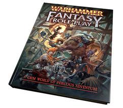 Warhammer Fantasy RPG 4th Edition: Rulebook