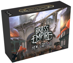 Brass Empire: New Canton Expansion