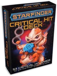 Starfinder RPG: Critical Hit Deck