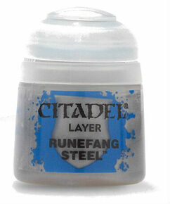 Citadel Layer Paint: Runefang Steel (12ml)