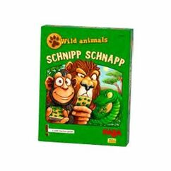 Wild Animals: Schnipp Schnapp