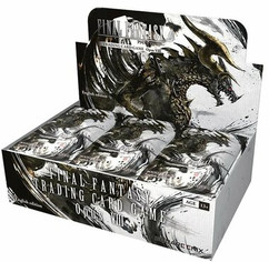 Final Fantasy Trading Card Game: Opus VIII Booster Box