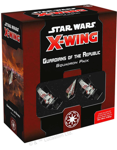 Star Wars X-Wing 2nd Edition: Guardians of the Republic Squadron Pack