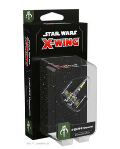 Star Wars X-Wing 2nd Edition: Z-95-AF4 Headhunter Expansion Pack
