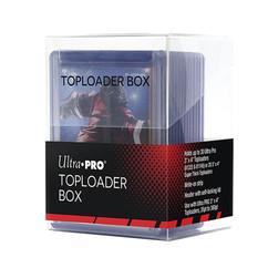 Ultra Pro Deck Box: Toploader Box