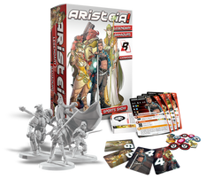 Aristeia! Legendary Bahadurs Expansion