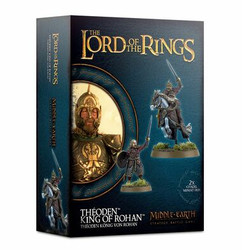 The Lord of the Rings: Middle-Earth Strategy Battle Game - Theoden, King of Rohan