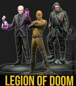 Batman Miniature Game: Legion Of Doom (TV Show) (Resin)