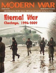 Modern War #40 Game Edition: Eternal War - Chechnya, 1994-2009