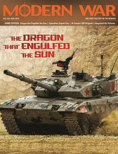 Modern War: #42 Game Edition - The Dragon That Engulfed The Sun