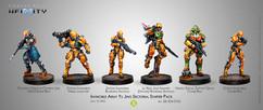 Infinity: Yu Jing Invincible Army (Yu Jing Sectorial Starter Pack)
