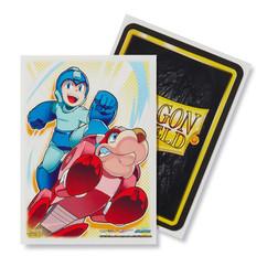 Dragon Shield: Mega Man & Rush Card Sleeves (100ct)