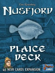 Nusfjord: Plaice Deck Expansion