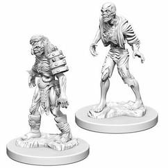 Dungeons & Dragons: Nolzur's Marvelous Unpainted Miniatures: Zombies